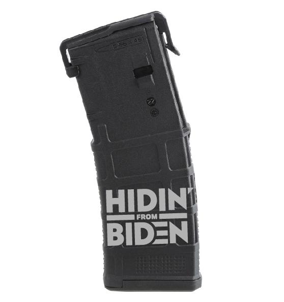 Hidin' From Biden