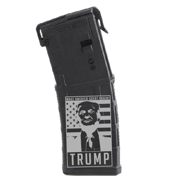 Trump Flag MAGA
