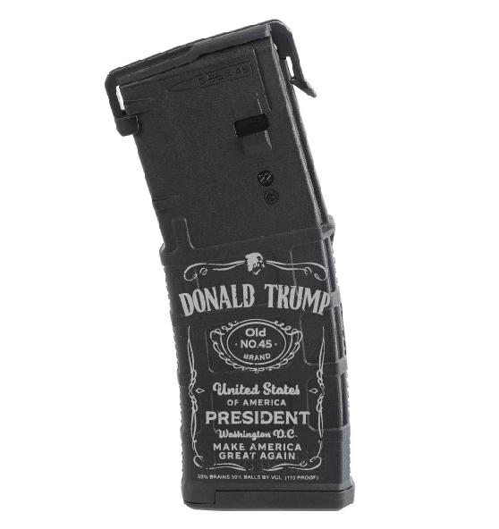 Trump Jack Daniels